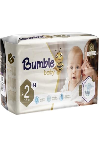 Bumble Mini 2 Numara 4'lü Paket 176'LI