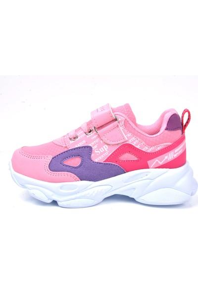 Arvento 285 Pembe Çocuk Spor Ayakkabı
