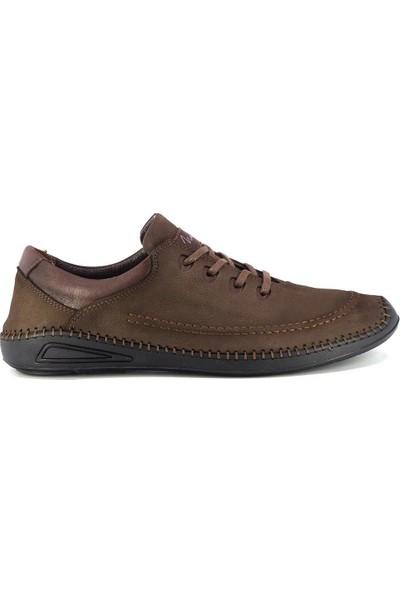 Marcomen 152-11330 Kahve Venezya Kahve Erkek Ayakkabı