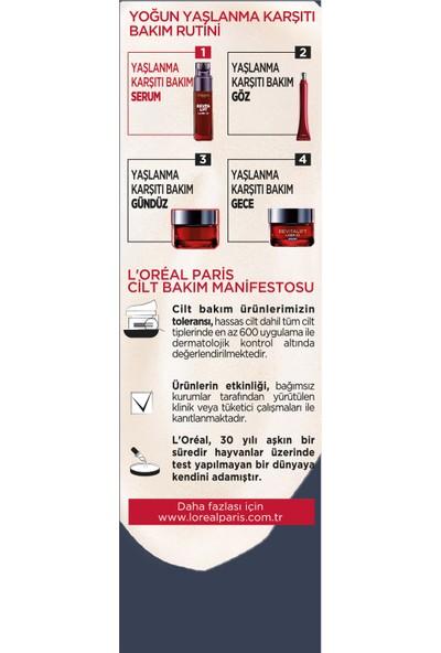 L'Oréal Paris Revitalift Lazer X3 Yoğun Yaşlanma Karşıtı Bakım Serum 30 ml