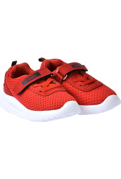 Kiko S20 Günlük Fileli Cırtlı Kız/Erkek Çocuk Spor Ayakkabı