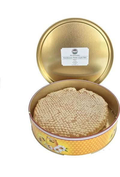 Botan Doğal Siirt Pervari Karakovan Petek Balı 1350 gr