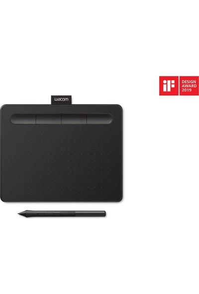 Wacom Intuos Small 7.87 x 6.3inç 4096 Seviye Grafik Tablet (CTL-4100K-N) Win/Mac/Android Uyumlu + Corel Yazılım Hediyelidir