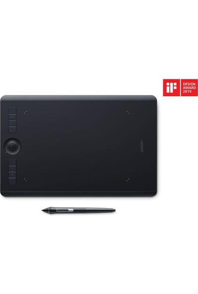 Wacom Intuos Pro Medium 8192 Seviye 5080 lpi 8 ExpressKeys Bluetooth Grafik Tablet (PTH-660)