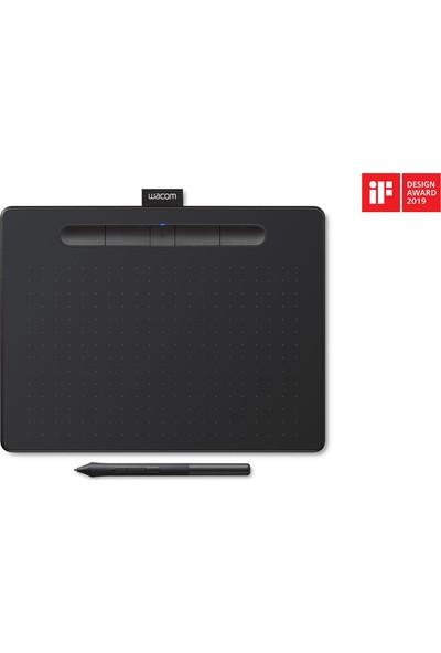 Wacom Intuos Medium 10.4 x 7.8inç 4096 Seviye Bluetooth Grafik Tablet (CTL-6100WLK)