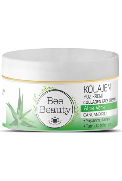 Bee Beauty Aloe Vera Kolajen Yüz Kremi 50 ml