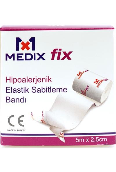 Medix Elastik Sabitleme Bandı 5 x 2.5 cm