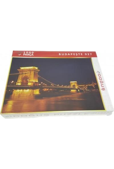 Doğuş Szechenyi Zincir Köprüsü 1000 Parça Puzzle 027