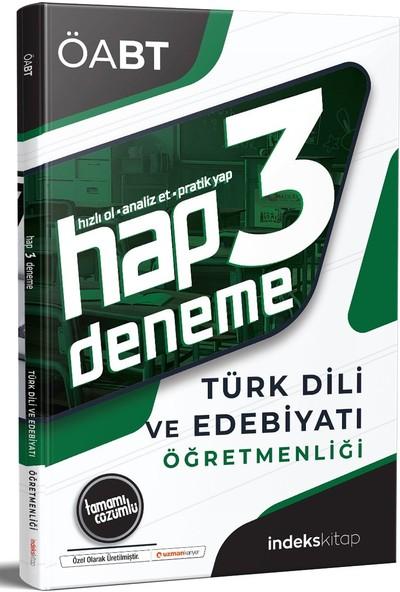 Indeks Akademi Yayıncılık Öabt 2020 Türk Dili ve Edebiyatı Öğretmenliği Hap 3 Deneme Tamamı Çözümlü