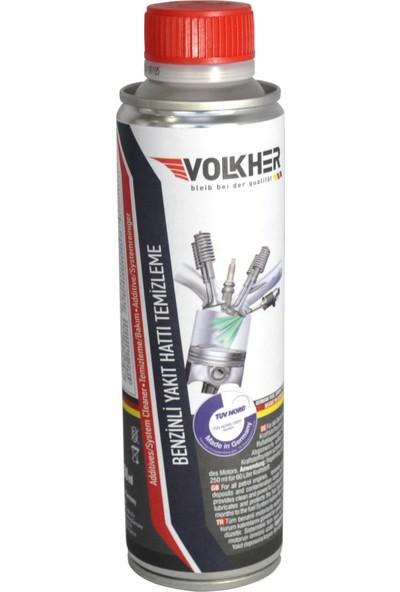 Volkher Benzinli Yakıt Hattı Temizleme 250 ml