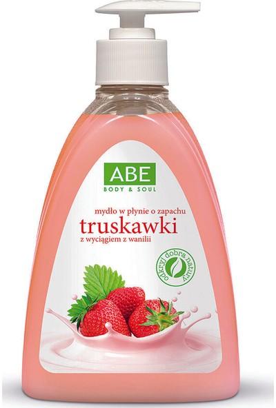 Abe Çilek ve Vanilya Özlü Sıvı El Sabunu 500 ml
