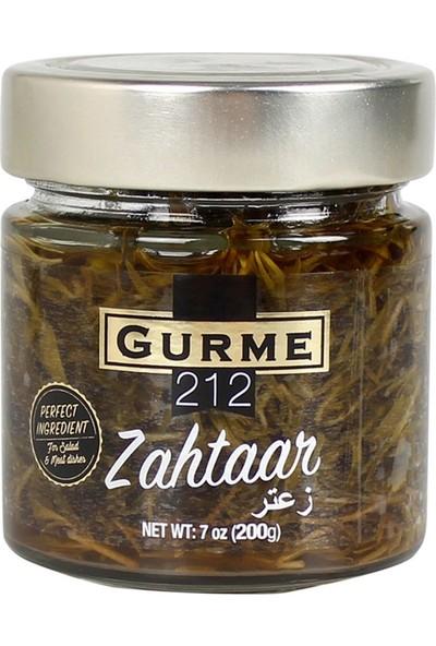Gurme212 Hatay Zahter 255 ml