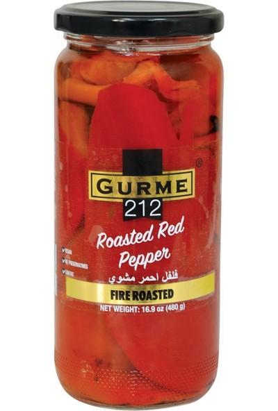 Gurme212 Köz Biber 500 ml