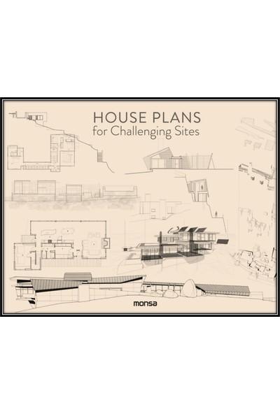 House Plans For Challengıng Sıtes (Mimarlık; Planlarıyla Site Evleri)