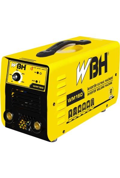 Wbh 160 Amper Inverter Kaynak Makinesi