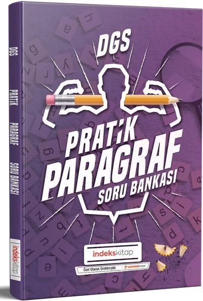 Indeks Akademi Yayıncılık DGS Pratik Paragraf Soru Bankası
