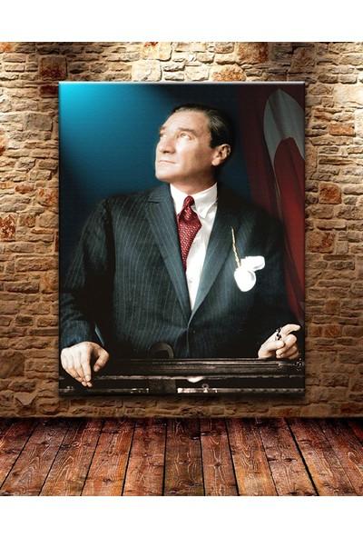 Dekoyes Atatürk Resimlerii No:2 Kanvas Tablo