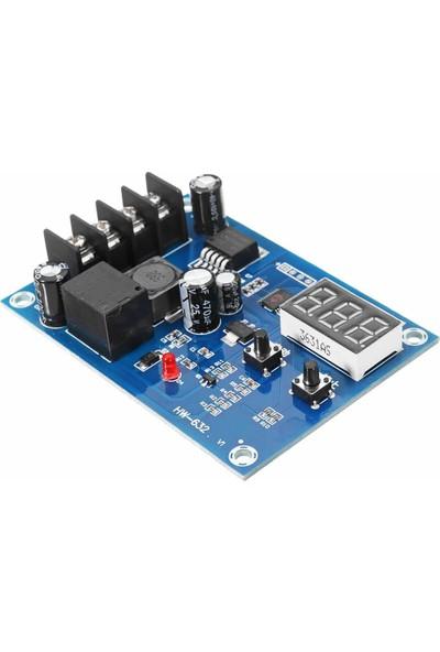 Maker XH-M603 Batarya Akü Şarj Kontrol Devresi 12V 24V Jel Akü Lityum