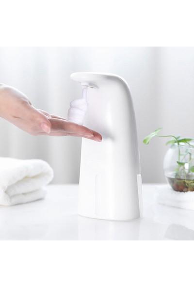 Hedi's Sensörlü Sıvı Sabunluk Köpük Verici Dispanser Otomatik Sabunluk