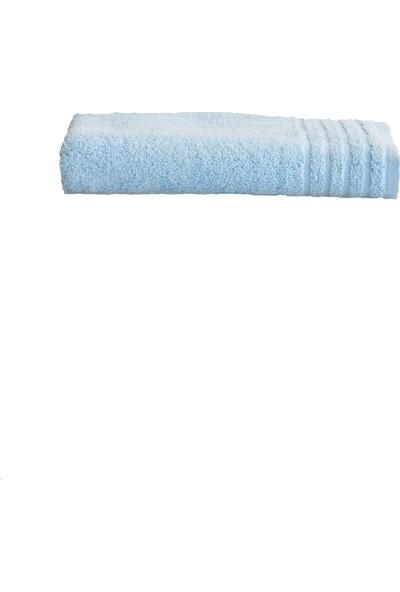 Neşe Home Collecti̇on Daily 70 x 140 cm Banyo Havlusu Mavi