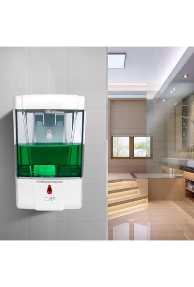 Hedi's Sensörlü Sıvı Sabunluk ve Dezenfektanlık