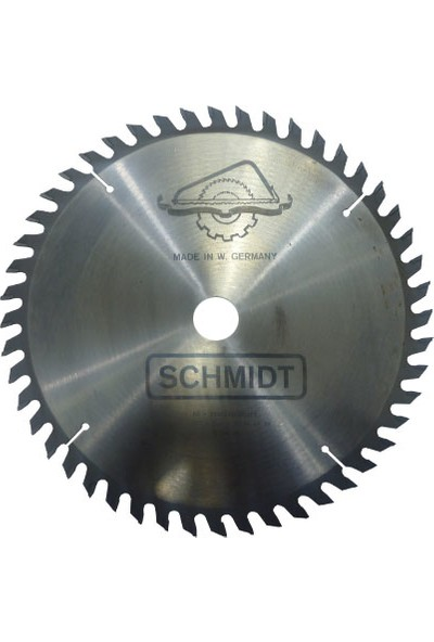 Schmidt Elmas Testere No: 250X3.2X30 60 Kw