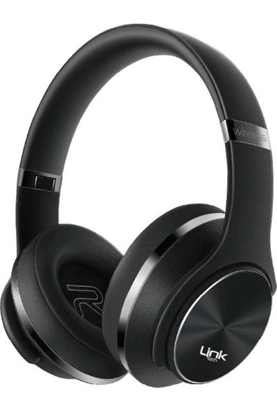 Linktech HP6 Premium Kablosuz Kulak Üstü Kulaklık