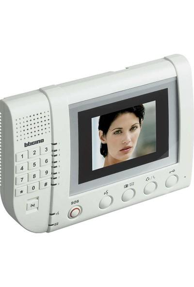 """Legrand Btıcıno 321011 - 3,5"""" Görüntülü Diafon Beyaz"""