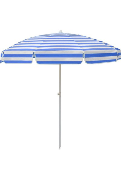 Ods Çizgili Plaj Şemsiyesi
