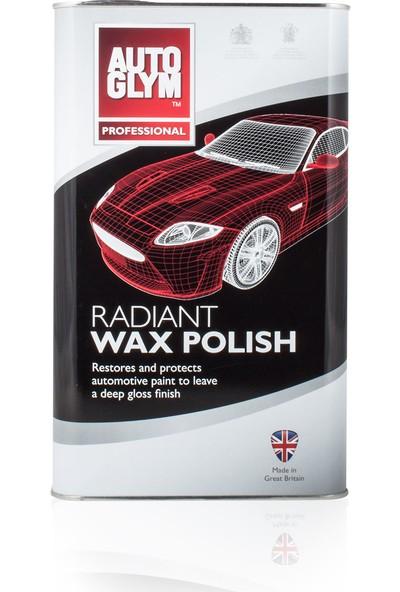 Autoglym Radiant Wax Polish 5 lt (Yüzey Koruyucu Wax Polish 5 lt)