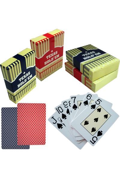 Casino Royale 14 gr Clay Poker Chip Seti 300'lü