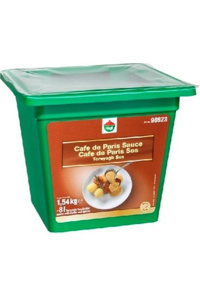 Hugli Cafe De Parıs Sos Macun 1,54 kg