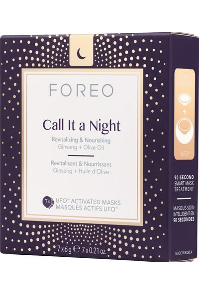 Foreo Ufo Call It A Night 7'li Maske