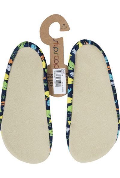 Slipstop Çocuk Deniz & Havuz Ayakkabısı Ss18120183 Tonton