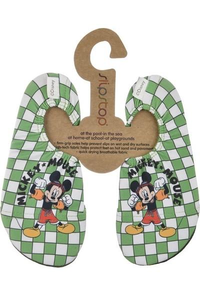 Slipstop Disney Dude Erkek Çocuk Kaydırmaz Ayakkabı/Patik