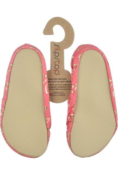 Slipstop Lily Junior Kız Çocuk Kaydırmaz Ayakkabı/Patik