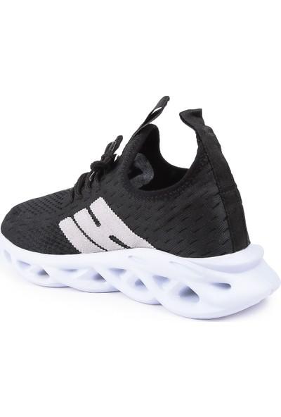 Crash Erkek Sneaker 920014 Siyah 41