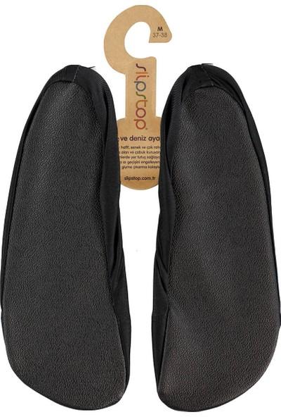 Slipstop Black Kadın Siyah Havuz Ayakkabısı SS16140039