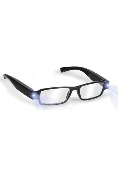 Genx LED Işıklı Kitap Gözlüğü