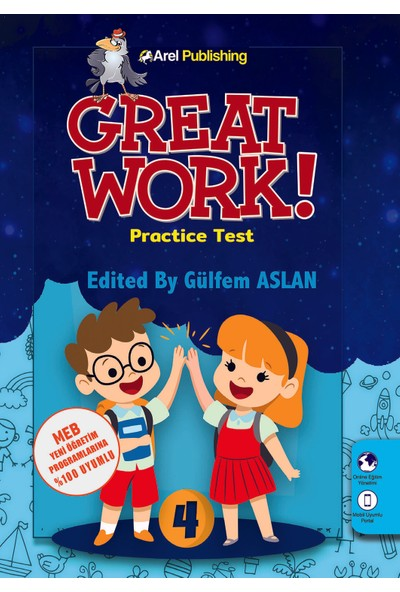 Arel Publishing Great Work 4 Practice Test