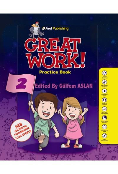 Arel Publıshıng 2. Sınıf Great Work Practıce Book