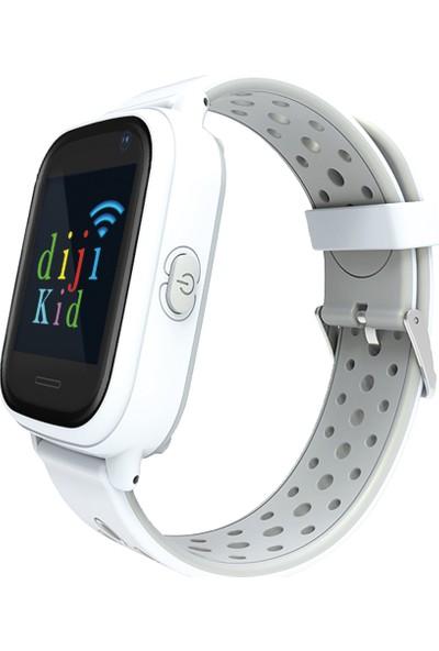 Dijikid Dx3 Akıllı Saat - Beyaz