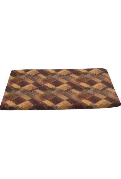 Minik Patiler Pet Orta ve Büyük Irklar İçin Yataklar 84 × 63 x 10 cm
