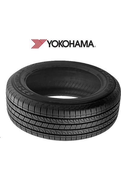 Yokohama 235/55R18 100V Geolander H/t G055 4x4 Yaz Lastiği (Üretim Yılı: 2019)