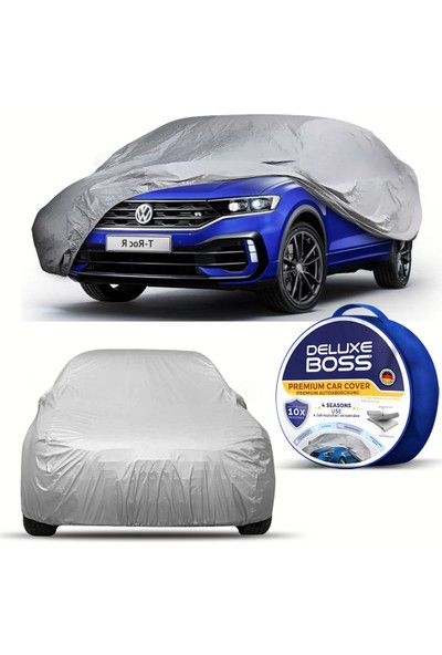 Deluxe Boss Volkswagen T-Roc Araca Özel Oto Branda - 10X Ultra Koruma