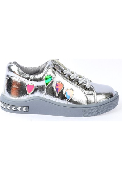 Kiko Pnd 500S1057 Kız Çocuk Spor Ayakkabı