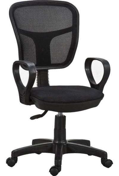 Design Home Ofis Koltuğu Fileli Bilgisayar Sandalyesi
