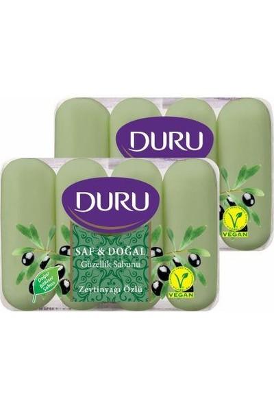 Duru Saf & Doğal 4 x 70 gr Zeytinyağı Özlü Sabun 2 Adet