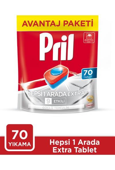 Pril Hepsi 1 Arada 70 Tablet