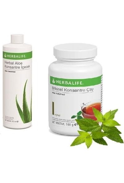 Herbalife Aloe Suyu - Klasik 100 gr Çay